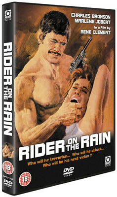 Rider On The Rain DVD (2009) Charles Bronson, Clément (DIR) Cert 18 ***NEW*** • 8.87£