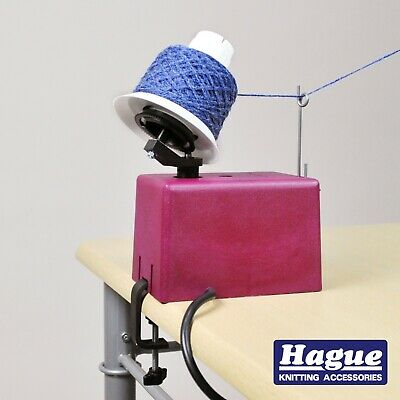 Hague PDB 125g Electric Yarn & Wool Winder By Hague Knitting Accessories (PDB2) • 120£