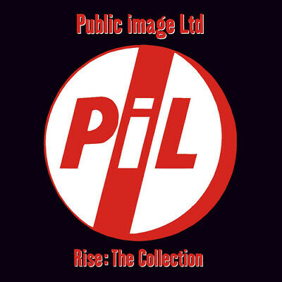 Public Image Ltd : Rise: The Collection CD (2015) ***NEW*** Fast And FREE P & P • 5.31£