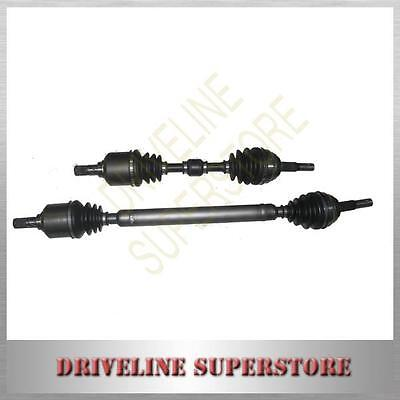 AU199 • Buy NISSAN PULSAR N15 1.6L  Auto TWO CV JOINT DRIVE SHAFTS  Brand New 1995-2000