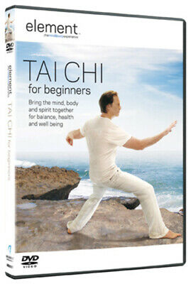£6.64 • Buy Element: Tai Chi For Beginners DVD (2009) Cert E ***NEW*** Fast And FREE P & P