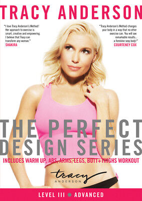 £2.92 • Buy Tracy Anderson's Perfect Design Series: Sequence III DVD (2013) Tracy Anderson