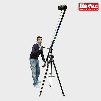 Hague DSLR Tripod Jib Camera Crane Perfect Crane For Sony A7R Panasonic GH5 (K2) • 283.20£