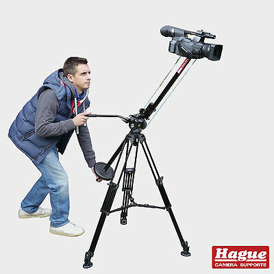 Hague Mini Traveller Jib, Super Compact DSLR Camera Camcorder Crane System (K3) • 308.40£