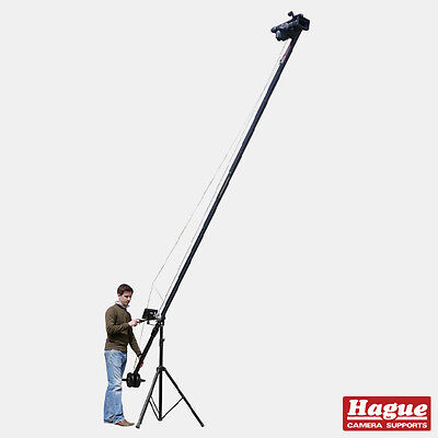 Hague 11ft Camera Crane Professional Jib Kit & Tripod Stand & Tilt System (K9) • 463.20£