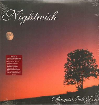 Nightwish(Official Collector's Pressing Vinyl LP)Angels Fall First-Spin-M/M • 76.39£