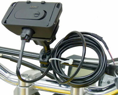 £82.99 • Buy BuyBits Hardwire Powered Motorcycle Crossbar Mount Dock For TomTom Rider PRO
