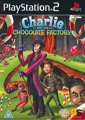 £2.91 • Buy Charlie And The Chocolate Factory (PS2) PEGI 3+ Adventure FREE Shipping, Save £s