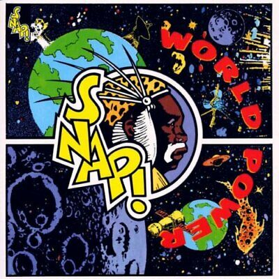 £2.44 • Buy Snap! : World Power CD Value Guaranteed From EBay's Biggest Seller!