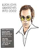 £3.35 • Buy Elton John : Greatest Hits 1970-2002 CD Highly Rated EBay Seller Great Prices
