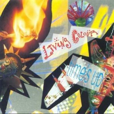 Living Colour : Times Up CD Value Guaranteed From EBay's Biggest Seller! • 2.35£