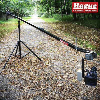 Hague Camera Crane Kit With Jib, Stand & Motorized Pan & Tilt Head (K10-UPH) • 733.20£