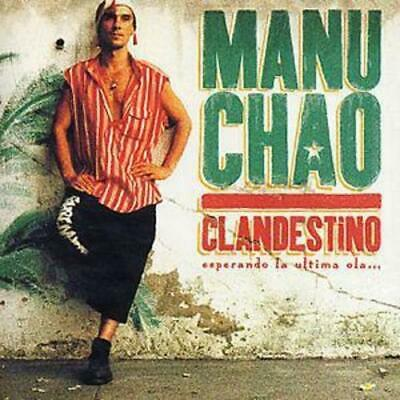 £2.28 • Buy Manu Chao : Clandestino CD (2000) Value Guaranteed From EBay's Biggest Seller!