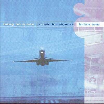 £2.58 • Buy Bang On A Can : Brian Eno - Music For Airports CD (1998) FREE Shipping, Save £s