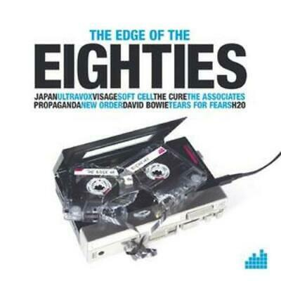 Various Artists : The Edge Of The 80's CD 3 Discs (2008) FREE Shipping, Save £s • 4.14£
