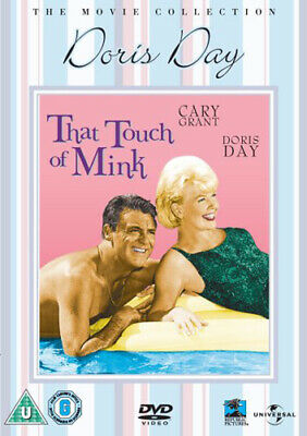£3.40 • Buy That Touch Of Mink DVD (2005) Cary Grant, Mann (DIR) Cert U Fast And FREE P & P