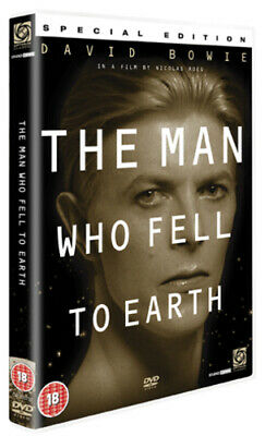 The Man Who Fell To Earth DVD (2007) David Bowie, Roeg (DIR) Cert 18 Great Value • 6.19£