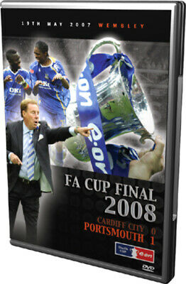 £2.39 • Buy FA Cup Final: 2008 - Portsmouth Edition DVD (2008) Portsmouth FC Cert E