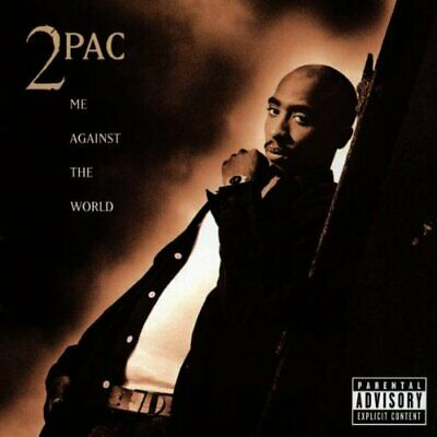 2pac : Me Against The World CD Value Guaranteed From EBay's Biggest Seller! • 2.72£