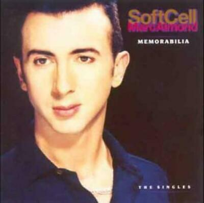 Soft Cell/Marc Almond : Memorabilia - The Singles CD FREE Shipping, Save £s • 2.20£