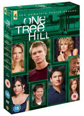 One Tree Hill: The Complete Fourth Season DVD (2008) James Lafferty Cert 15 6 • 3.73£