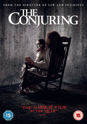 £1.98 • Buy The Conjuring DVD (2013) Patrick Wilson, Wan (DIR) Cert 15 Fast And FREE P & P