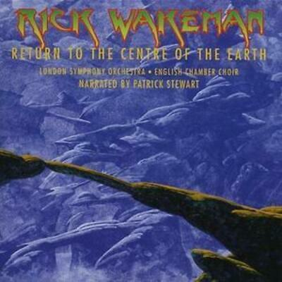 Rick Wakeman : Return To The Centre Of The Earth CD (1999) Fast And FREE P & P • 3.87£