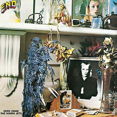 Brian Eno : Here Come The Warm Jets CD Remastered Album (2009) ***NEW*** • 6.60£