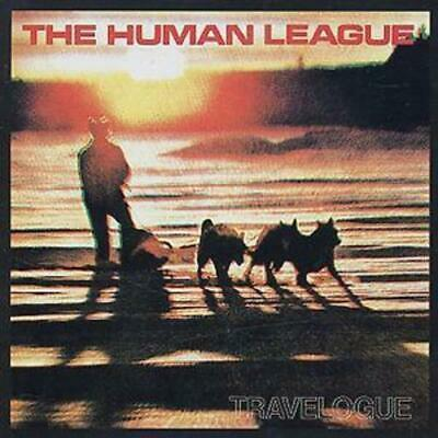 The Human League : Travelogue CD Remastered Album (2003) ***NEW*** Amazing Value • 6.64£