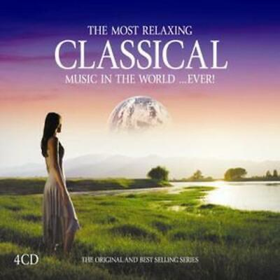£4.41 • Buy Various Composers : The Most Relaxing Classical Music In The World... Ever! CD