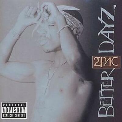 2Pac : Better Dayz CD 2 Discs (2002) Highly Rated EBay Seller Great Prices • 2.55£