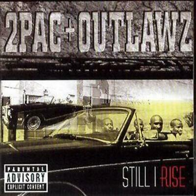 2Pac & Tha Outlawz : Still I Rise CD (2001) Incredible Value And Free Shipping! • 2.40£