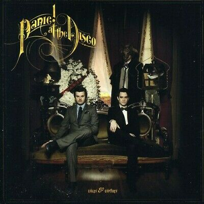 Panic! At The Disco - Vices And Virtues [New CD] • 7.57£