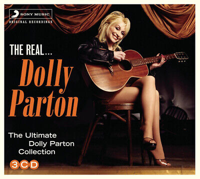£2.40 • Buy Dolly Parton : The Real... Dolly Parton CD 3 Discs (2013) FREE Shipping, Save £s