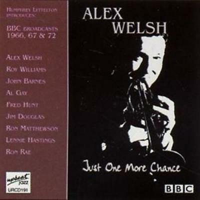 Alex Welsh : Just One More Chance CD (2008) ***NEW*** FREE Shipping, Save £s • 10.05£