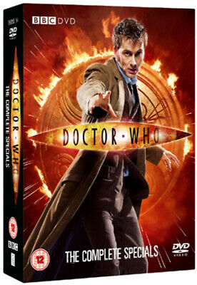 Doctor Who: The Complete Specials Collection DVD (2010) David Tennant, Strong • 4.46£