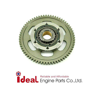 $132.05 • Buy One Way Bearing Starter Clutch Gear Free Wheel For Yamaha Grizzly 660 2002