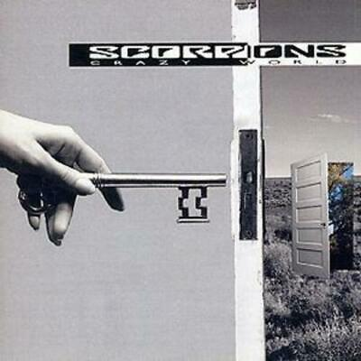 Scorpions : Crazy World CD (1997) Value Guaranteed From EBay's Biggest Seller! • 3.45£