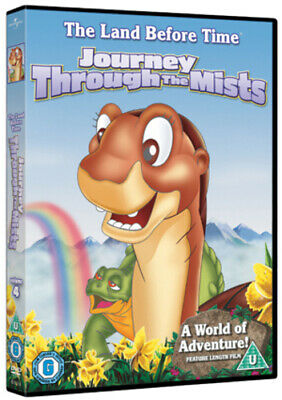 £3.95 • Buy The Land Before Time 4 - Journey Through The Mists DVD (2011) Roy Smith Cert U