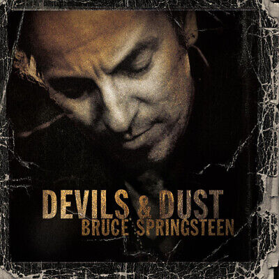 Bruce Springsteen : Devils And Dust CD Album With DVD 2 Discs (2005) Great Value • 2.55£