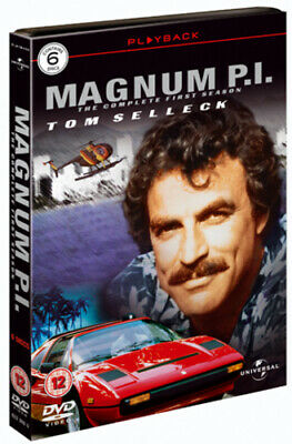 £6.03 • Buy Magnum PI: The Complete First Season DVD (2004) Tom Selleck, Young (DIR) Cert