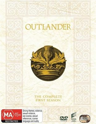 AU49.95 • Buy Outlander Season 1 Series 1 Volume Part 1 & 2 DVD Box Set R4