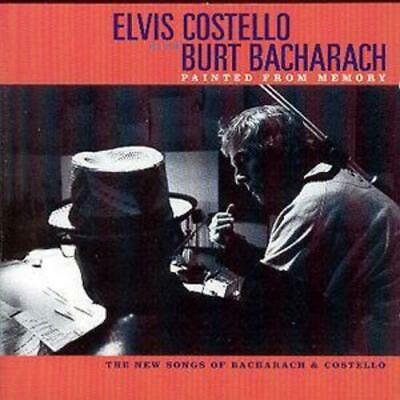 £2.28 • Buy Elvis Costello/Burt Bacharach : Painted From Memory CD (1999) Quality Guaranteed