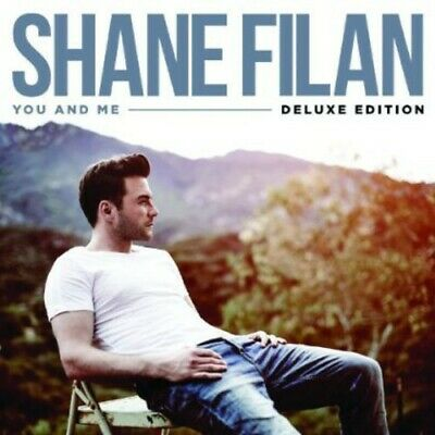 Shane Filan : You And Me - Deluxe Edition CD Incredible Value And Free Shipping! • 2.55£