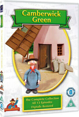 £2.45 • Buy Camberwick Green: Complete Series 1 DVD (2007) Brian Cant Cert U Amazing Value
