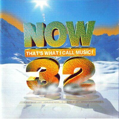 Various Artists : Now Thats What I Call Music! Volume 32 CD Fast And FREE P & P • 2.42£