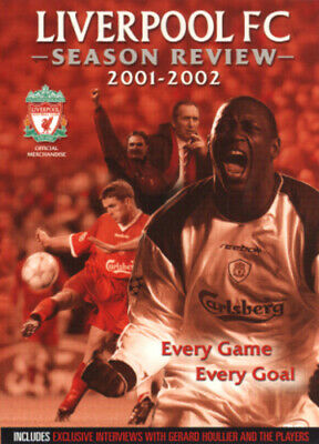 £10.64 • Buy Liverpool FC: End Of Season Review 2001/2002 DVD (2002) Liverpool FC Cert E