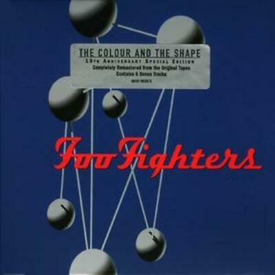 Foo Fighters : Colour And The Shape, The [10th Anniversary Digipak] CD (2007) • 3.48£