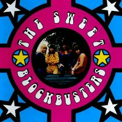 Sweet, The : Blockbusters- The Best Of The Sweet CD Expertly Refurbished Product • 2.21£