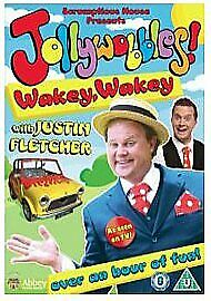 £2.83 • Buy Justin Fletcher - Jollywobbles [DVD] DVD Highly Rated EBay Seller Great Prices